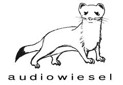 Audiowiesel Logo