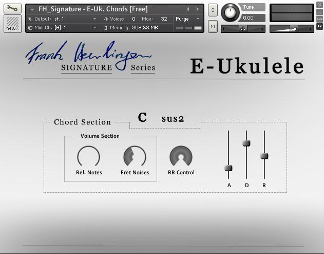 E-Ukulele – Audiowiesel